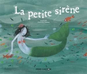 la petite sirène : conte pour enfant