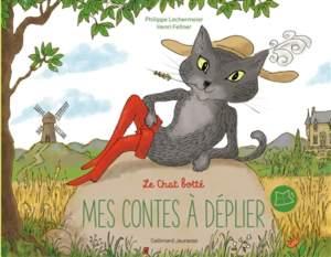 le chat botté : conte pour enfant
