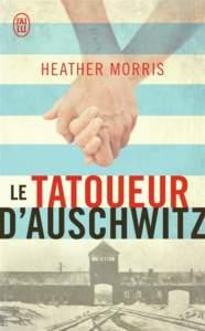 Le tatoueur d'Auschwitz : livre anne frank