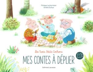 les trois petits cochons : conte pour enfant