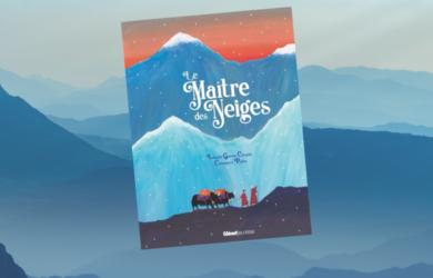 Le maître des neiges : livre pour enfant