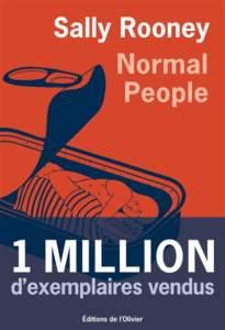 Normal people de Sally Rooney : nouveauté livre