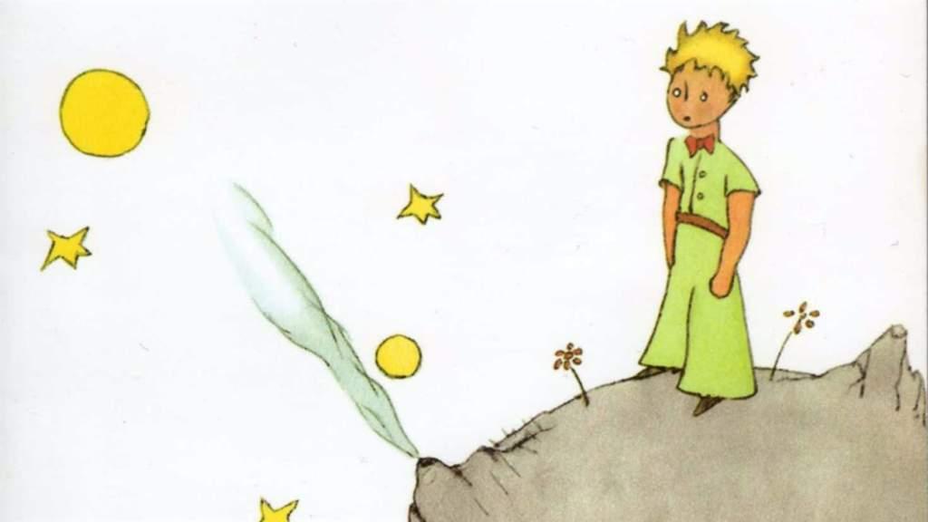 le petit prince aquarelles de l'auteur