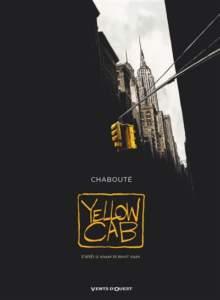 yellow cab : nouveautés bd