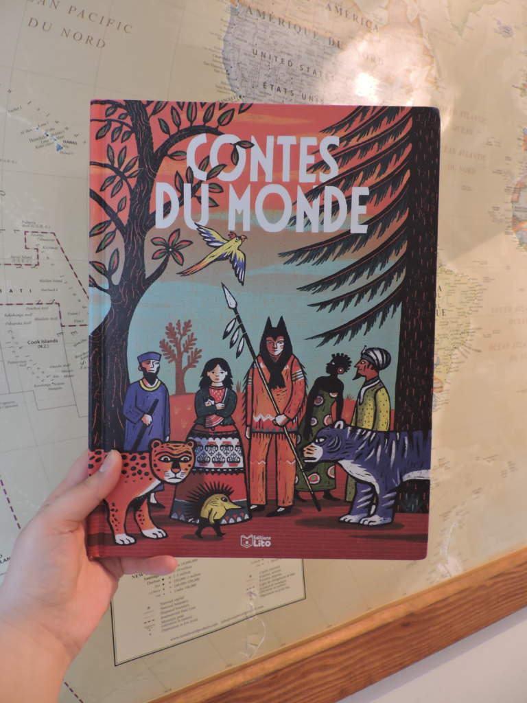 contes du monde : conte pour enfant