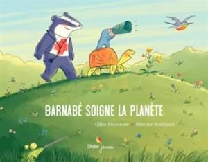 barnabé soigne la planète : enfants et animaux