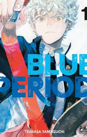 blue period recommandation manga