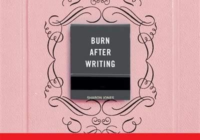 burn after writing livre developpement personnel