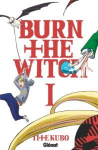 burn the witch recommandation manga