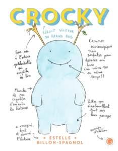 crocky livre pour enfant 2021