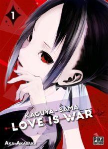 kaguya sama love is war best manga 2021