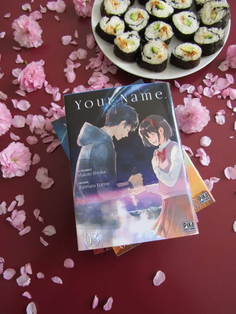 your name manga