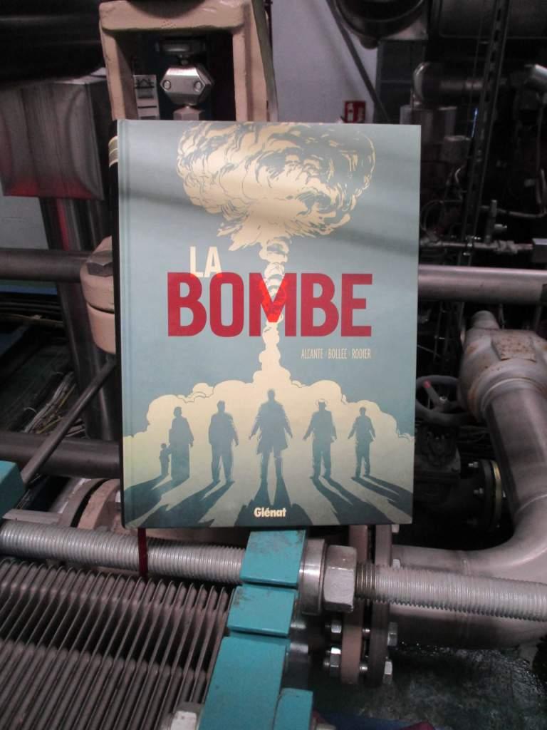 la bombe glenat bd