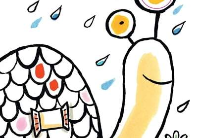 petit escargot : livre éveil bébé