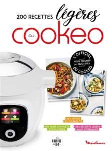 200 recettes légères livre cookeo