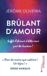 brûlant d'amour : meilleur livre développement personnel 2021