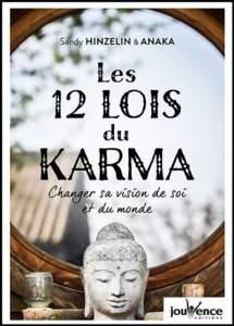 les 12 lois du karma : meilleur livre développement personnel 2021