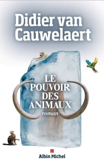 nouveau livre didier van cauwelaert