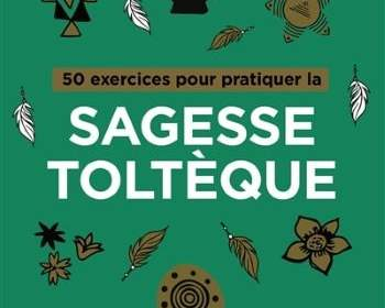 50 exercices pour pratiquer la sagesse toltèque livre développement personnel