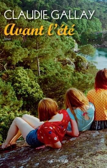Avant l'été : livre de l'été 2021