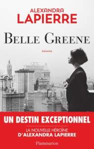 belle greene : conseil lecture academie goncourt