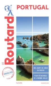 guide du routard portugal
