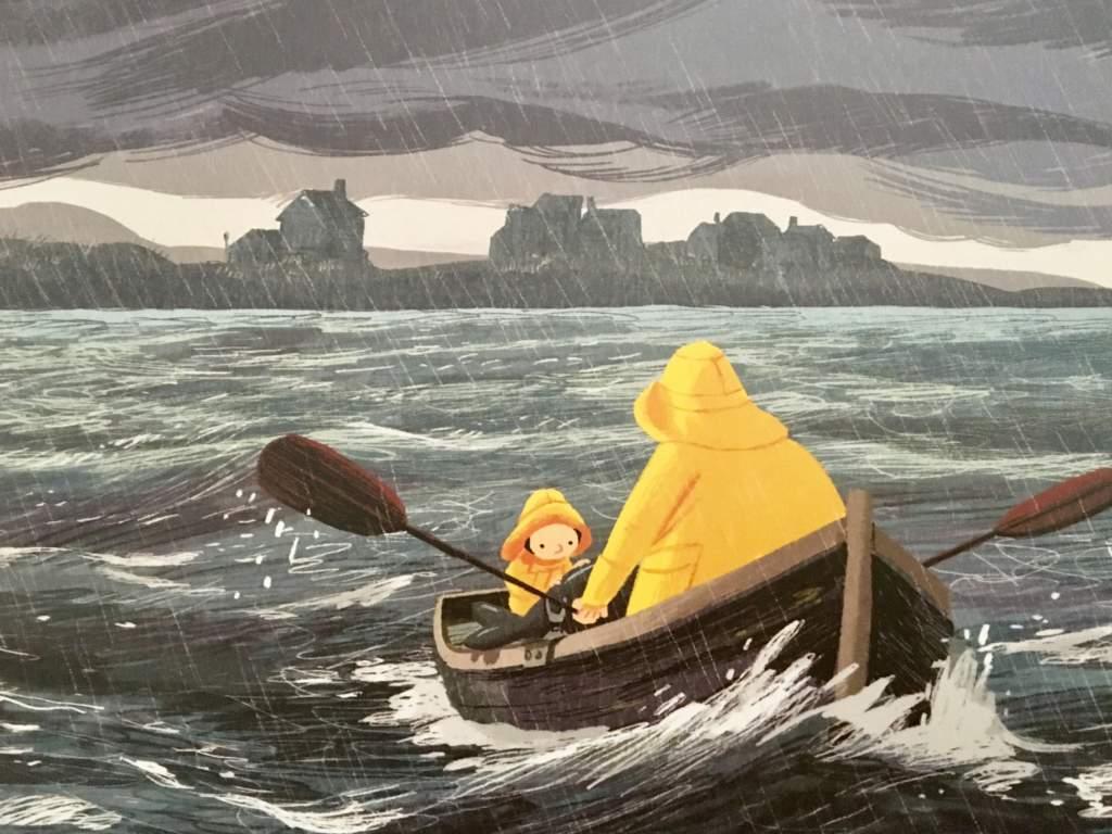 l enfant de la mer