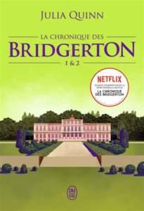 la chronique des bridgerton : sortie livre 2021