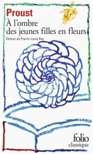 a l ombre des jeunes filles en fleurs : marcel proust livres