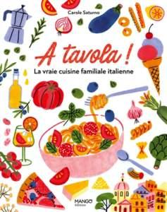 a tavola : livre cuisine italienne