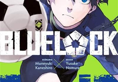 blue lock : top manga 2021