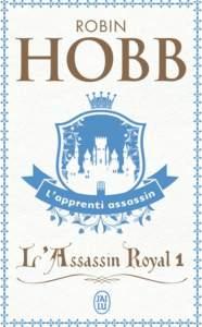 l'assassin royal : livre fantastique
