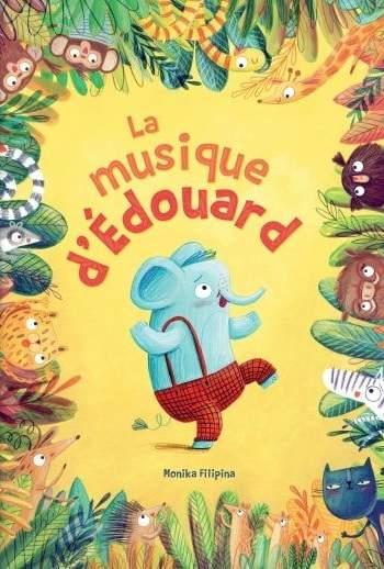 la musique d edouard : livre enfant 3 ans