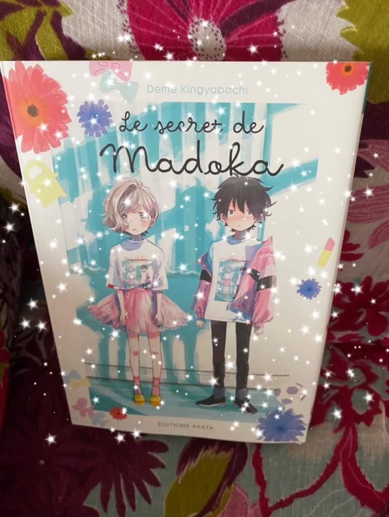 le secret de madoka : meilleur manga 2021