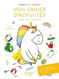 livre d'activités pour enfants