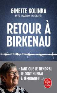 retour à birkenau : livre coup de coeur 2021