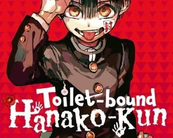 toilet-bound hanako-kun - top manga 2021