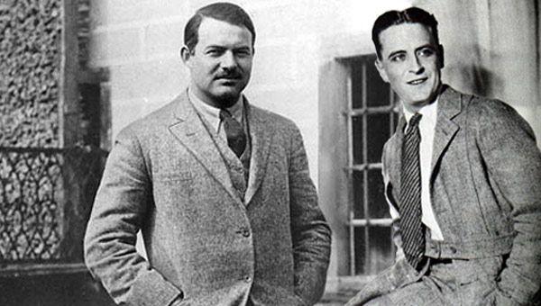 Hemingway et Fitzgerald