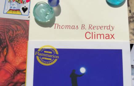 climax livre thomas b reverdy