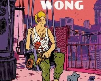 kill annie wong : nouveauté bd 2021