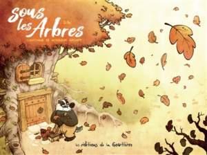 l'automne de monsieur grumpfs : livre automne maternelle