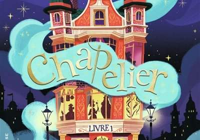 la maison chapelier : livre enfant 10 ans