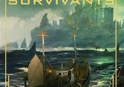 le roman des survivants : roman adolescent 2021