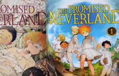 manga the promised neverland