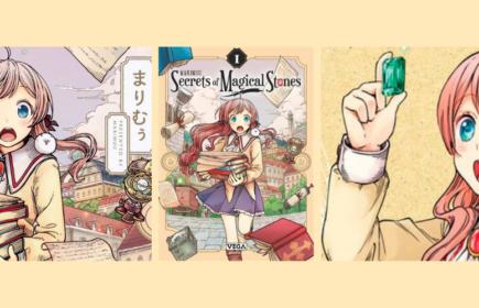 secrets of the magical stones top manga 2021
