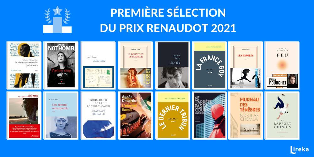 selection prix renaudot 2021