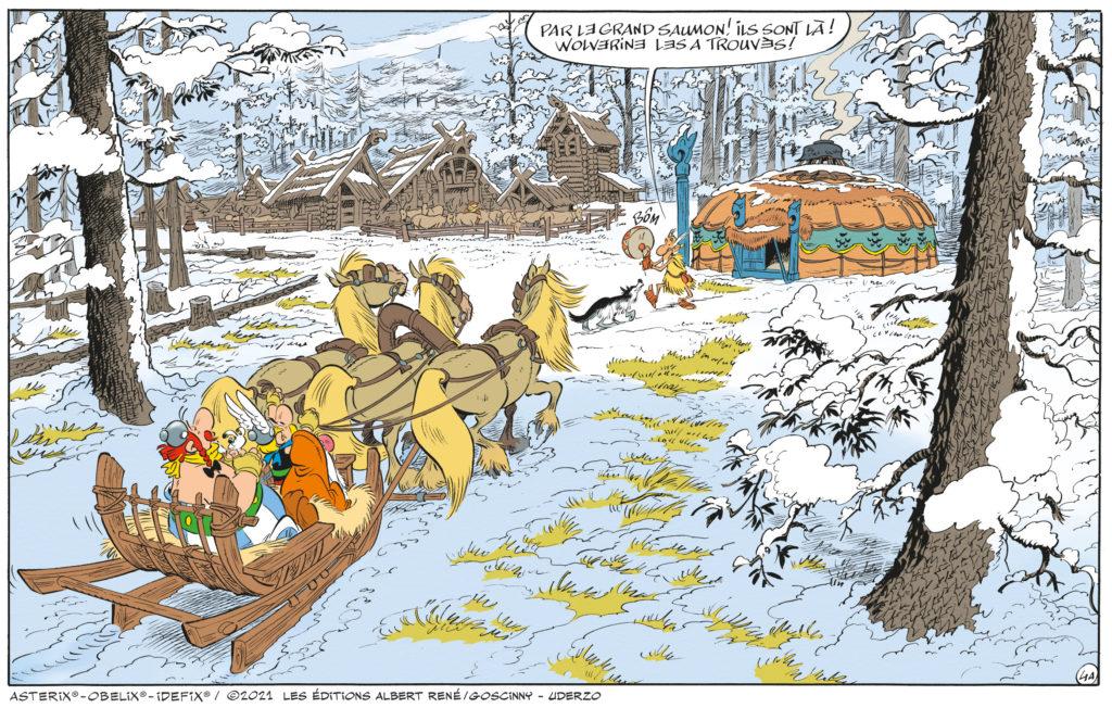 bd asterix 2021