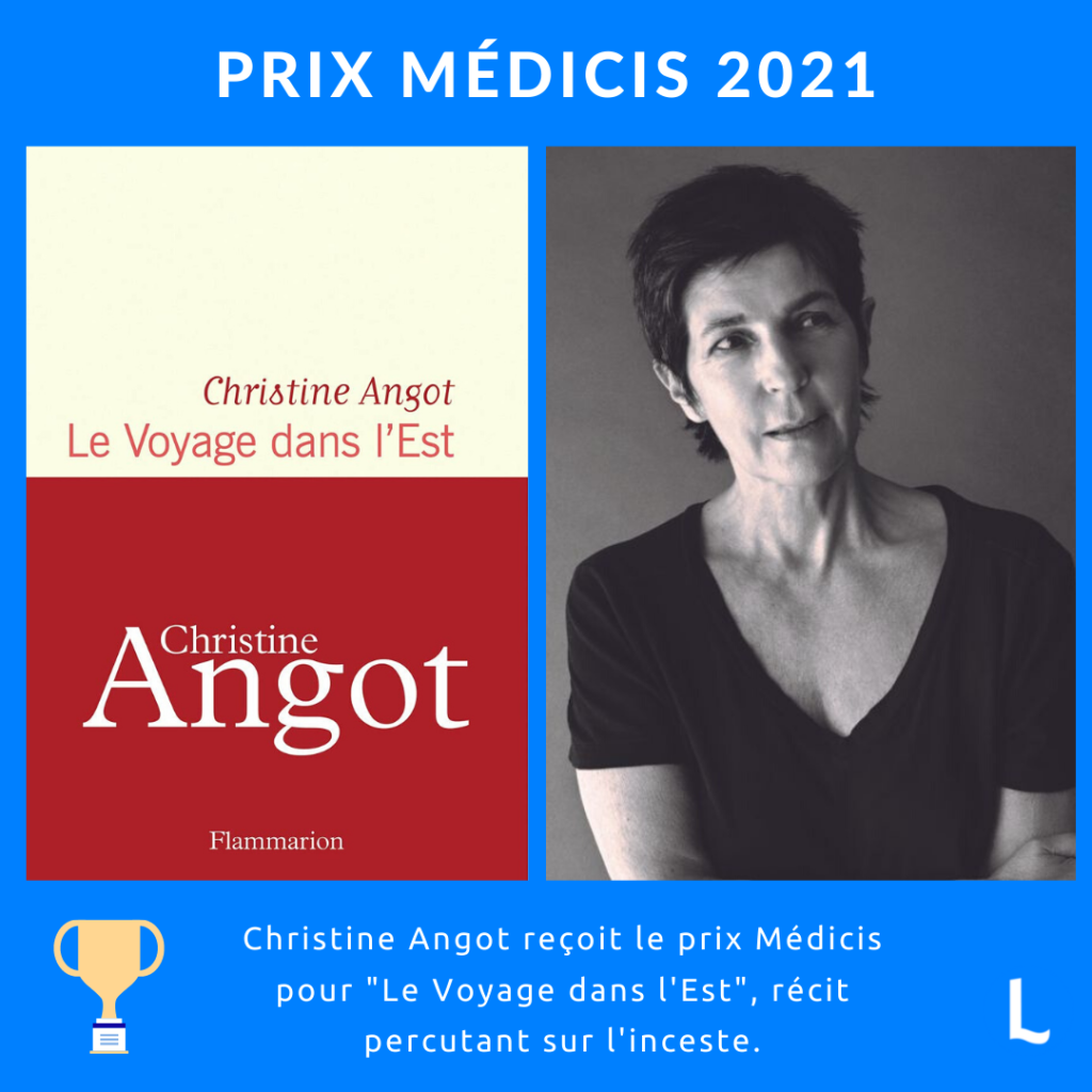 prix medicis 2021